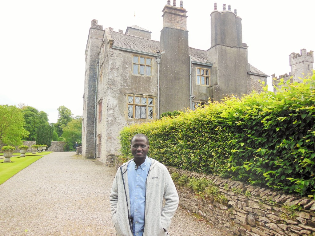 A visit to Levens Hall Garden, Cumbria, UK